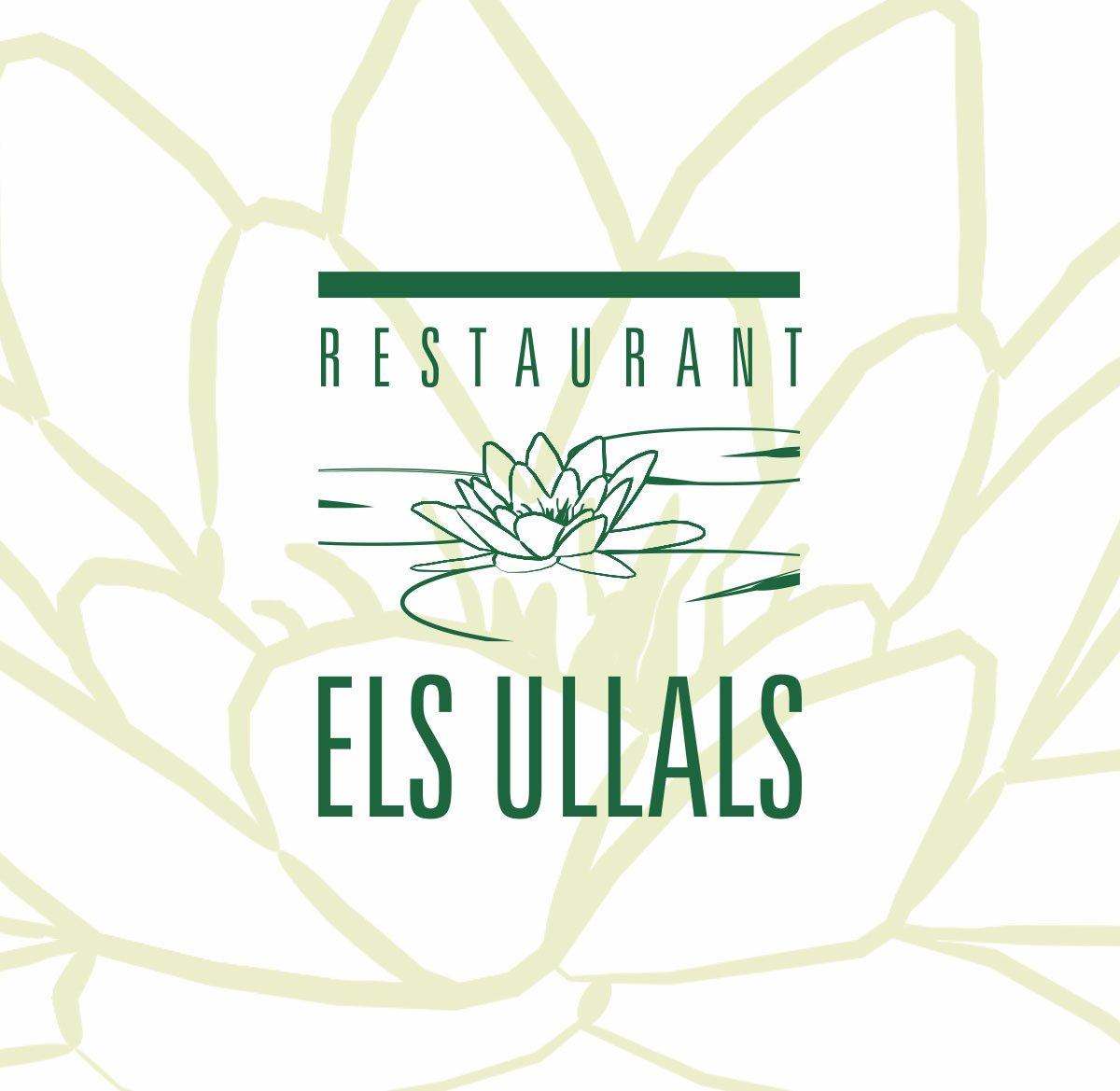 Logotip sobre marca d'aigua Els Ullals